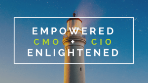 The Empowered and Enlightened CMO - CIO Relationship