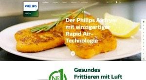 airfryer.philips brand tld news screenshot a