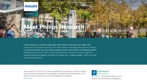 research dot philips brand tld screenshot